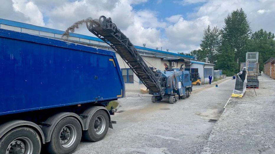 Frezowanie betonu i innych powłok-2